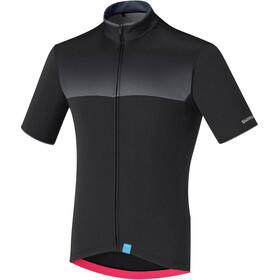 Shimano Escape SS Jersey Men, black